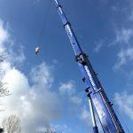 02 Su-Fix crane Jib on site