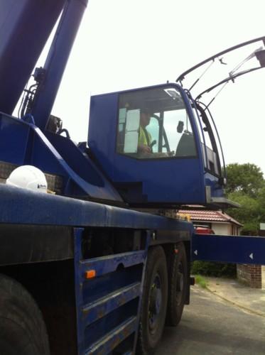 Contract Crane Hire