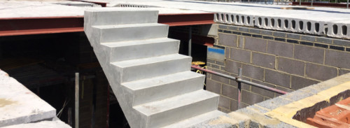 Precast Stairs & Hollowcore in High Wycombe